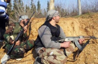 3. Pobunjenici u Siriji