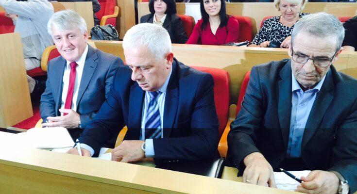albanski lideri