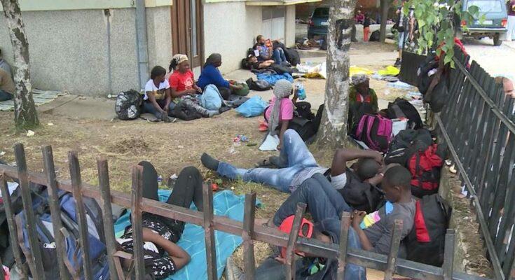 migranti u presevu