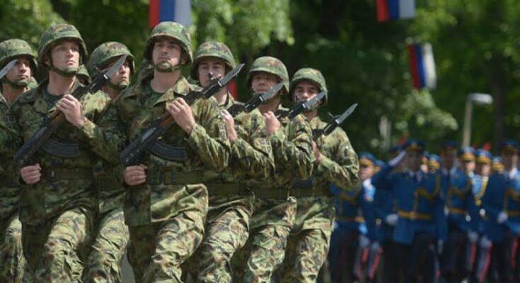 vojska posao