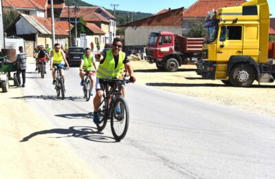 biciklisti lugina