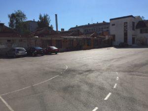 sveti sava parking