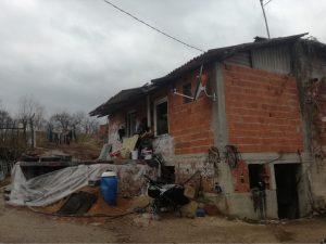 Kuća u kojoj žive Stojmenovići
